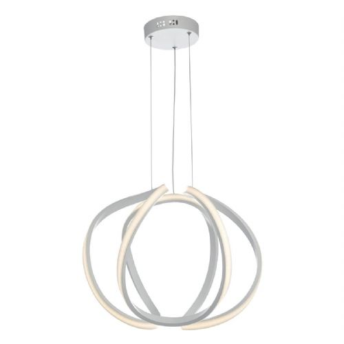 Alonsa Pendant Small White Led (Double Insulated) BXALO012-17